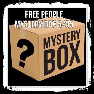 Free People 5/35 Mystery Box